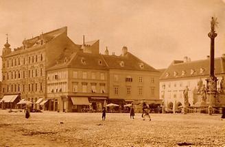 Stadtplatz von Wiener Neustadt