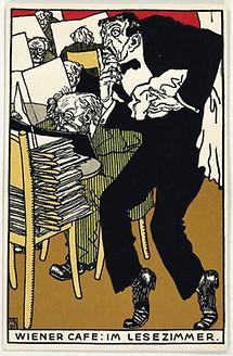 Wiener Werkstätte-Postkarte No. 530