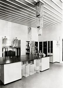Lagerraum der Wiener Werkstätte in Wien