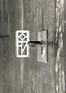 Schlüssel mit Rosensignet
