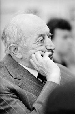 Simon Wiesenthal, © IMAGNO/Nora Schuster