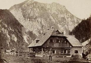 Jagdhaus in der Höll