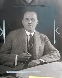 Portrait Anton Wildgans