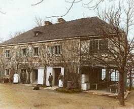 Die Restauration Walters am Wilhelminenberg
