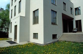 Das Wittgenstein-Haus in Wien