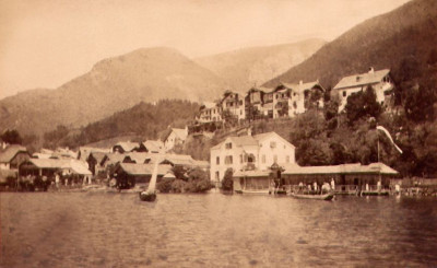 St. Wolfgang am Wolfgangsee, © IMAGNO/Austrian Archives