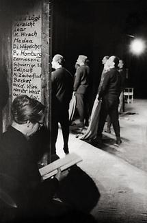 Fritz Wotrubas Bühnenbild für