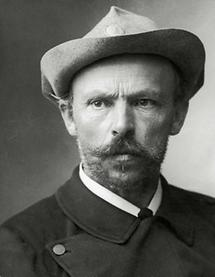 Porträt Mathias Zdarsky