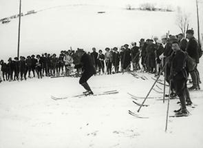 Skikurs mit Mathias Zdarsky