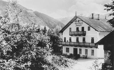 Hotel Seespitz, © IMAGNO/Austrian Archives