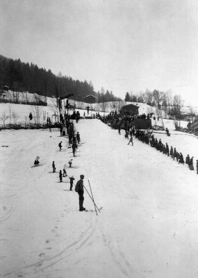 Wintersportfest Zell am See, © IMAGNO/Austrian Archives