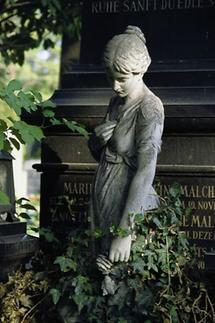 Grabmal auf dem Wiener Zentralfriedhof