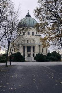 Lueger-Gedächtniskirche auf dem Zentralfriedhof