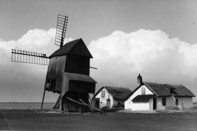 Windmühle bei St. Andrä am Zicksee, © IMAGNO/Austrian Archives (S)