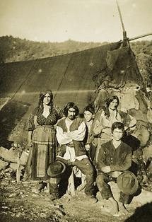 Zigeuner aus Siebenbürgen