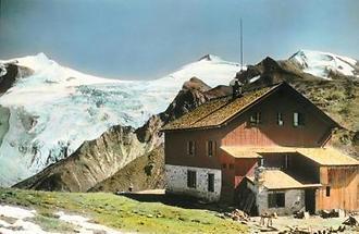 Die Tuxerhütte