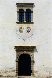 Alte Prälatur des Zisterzienser Klosters Sittich