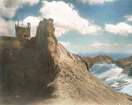 Westgipfel der Zugspitze