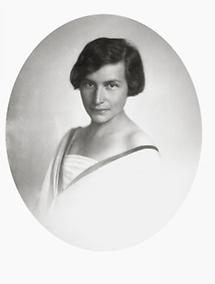 Friderike Maria von Winternitz (1)