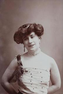 Portrait Mizzi Zwerenz