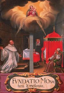 Die Gründung des Klosters Zwettl