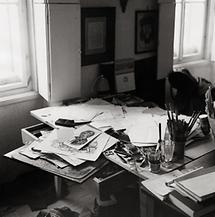 Im Haus des Zeichners Alfred Kubin