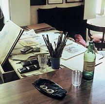 Tisch von Alfred Kubin