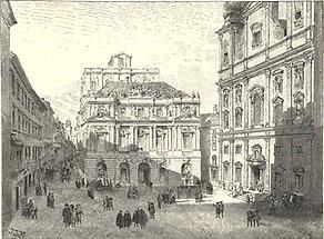 Universitätsplatz Wien