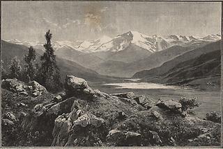 Ortler von Walser Haide
