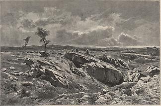 Karstlandschaft Dolinen