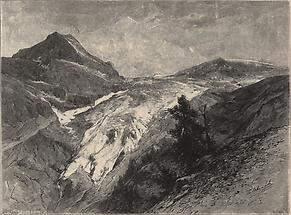 Madatsch-Gletscher