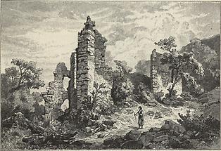 Klosterruine Ried