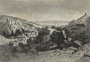 Helenental Ruine Rauhenstein