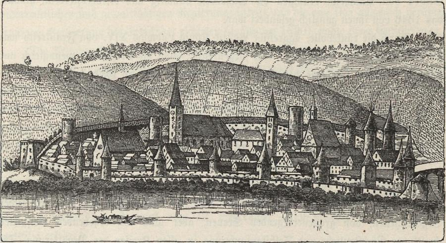 Illustration Krems 1672