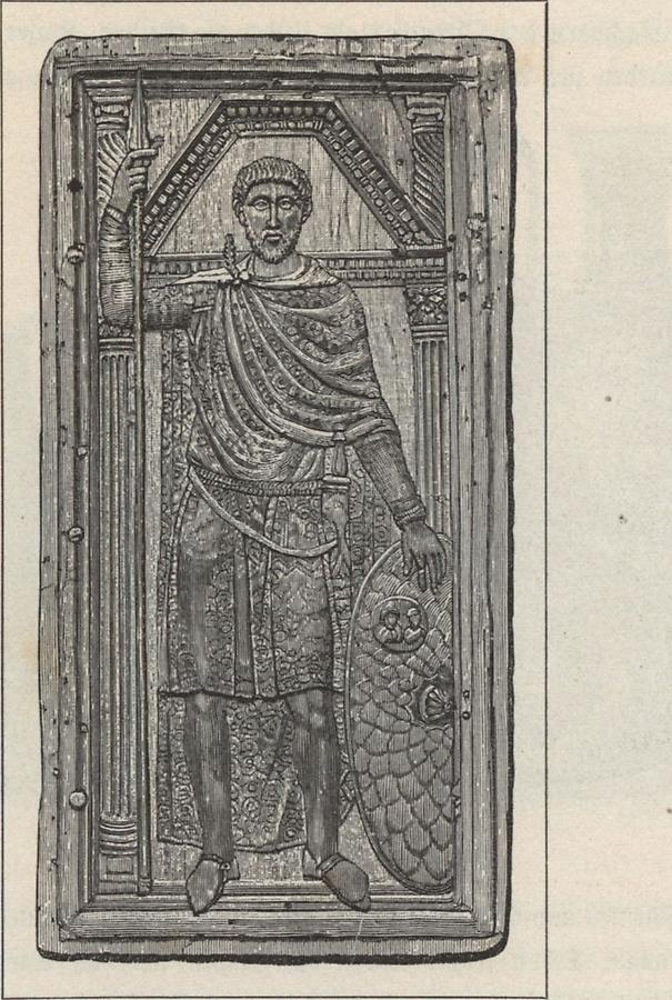 Illustration Aetius