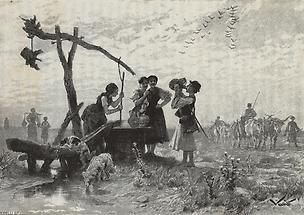 Brunnen im Alföld