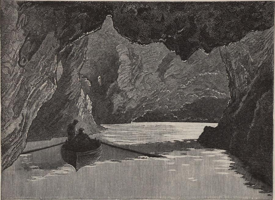 Illustration Grotte von Busi