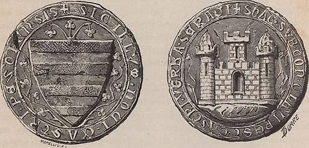 Siegel Ofens 1329
