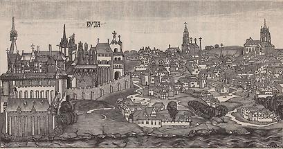 Ofen um 1470