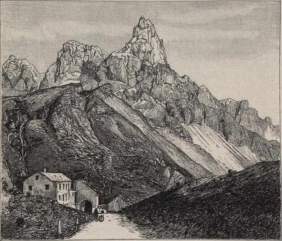 Illustration Cimon della Pala