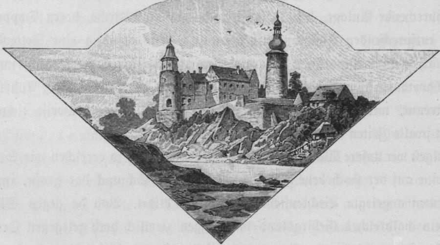 Illustration Schloss Zirovnitz