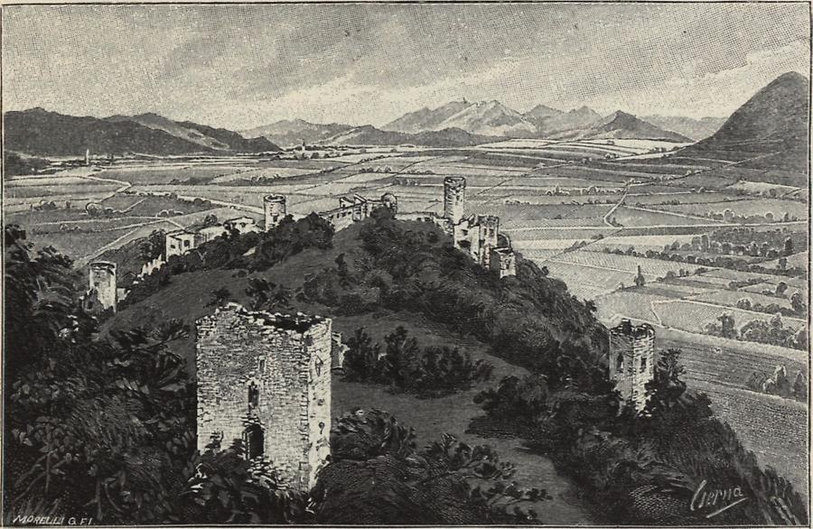 Illustration Burg Saros