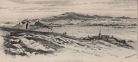 Zoborberg bei Neutra