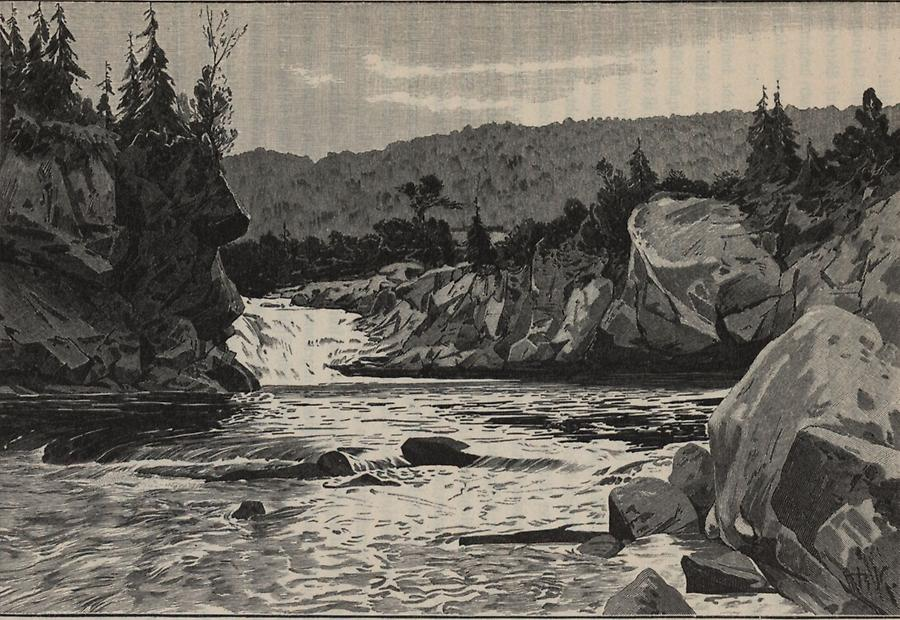 Illustration Pruthfluss in Dora
