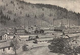 Eisenwerk zu Zolyom-Brezo