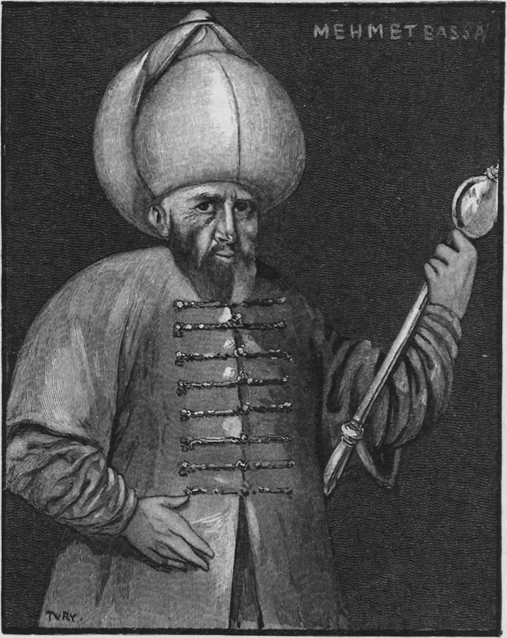Illustration Vezir Mehmed Sokolovic