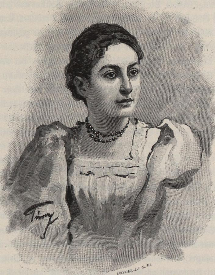 Illustration Armenierin