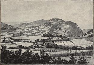 Landschaft aus Zagorje
