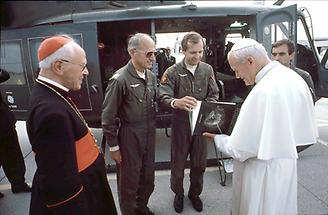 Papstbesuch in Österreich