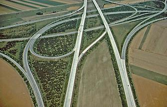 Wiener Neustadt - Autobahnkreuz